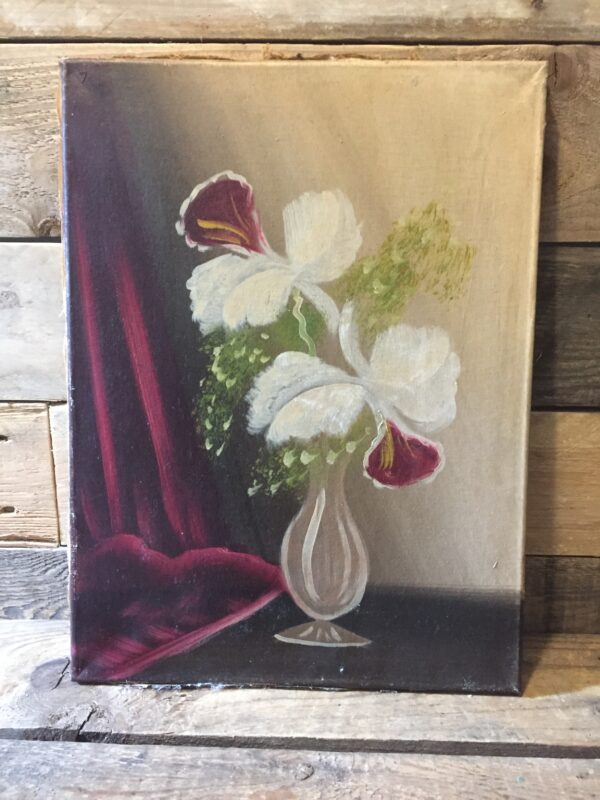 stilleven bloemen