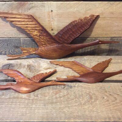 vintagevogels hout