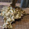 olielkan emaille groen www.queensbrocanteboutique.nl brocantewebshop webshop brocantebrabant