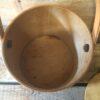 Koekjespot Biscuits hout