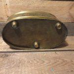 www.queensbrocanteboutiue.nl brocantewebshop bloempot koper brass