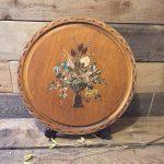 www.queensbrocanteboutique.nl webhop brocantebrabant vintage hindeloopen schilderkunst snijplank 70's