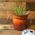 melkkan oranje brocante brocantewebshop www.queensbrocanteboutique.nl brocantebrabant